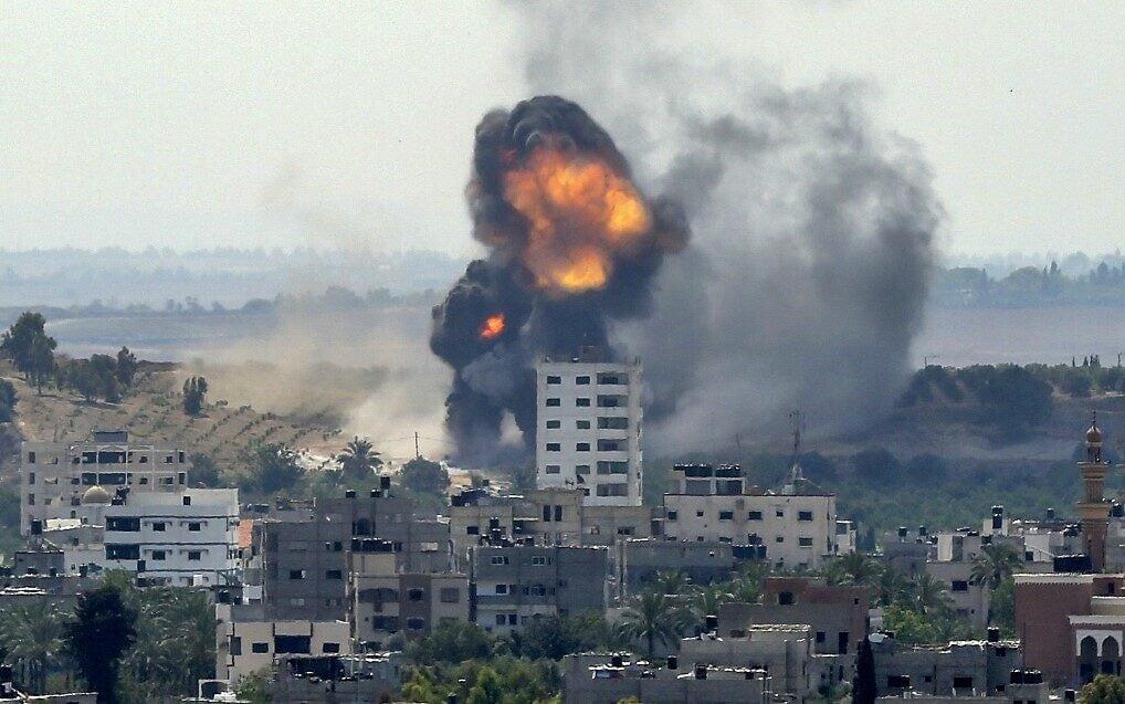 Após Israel ser alvo de quase 4 mil foguetes, cessar-fogo com Hamas entra em vigor