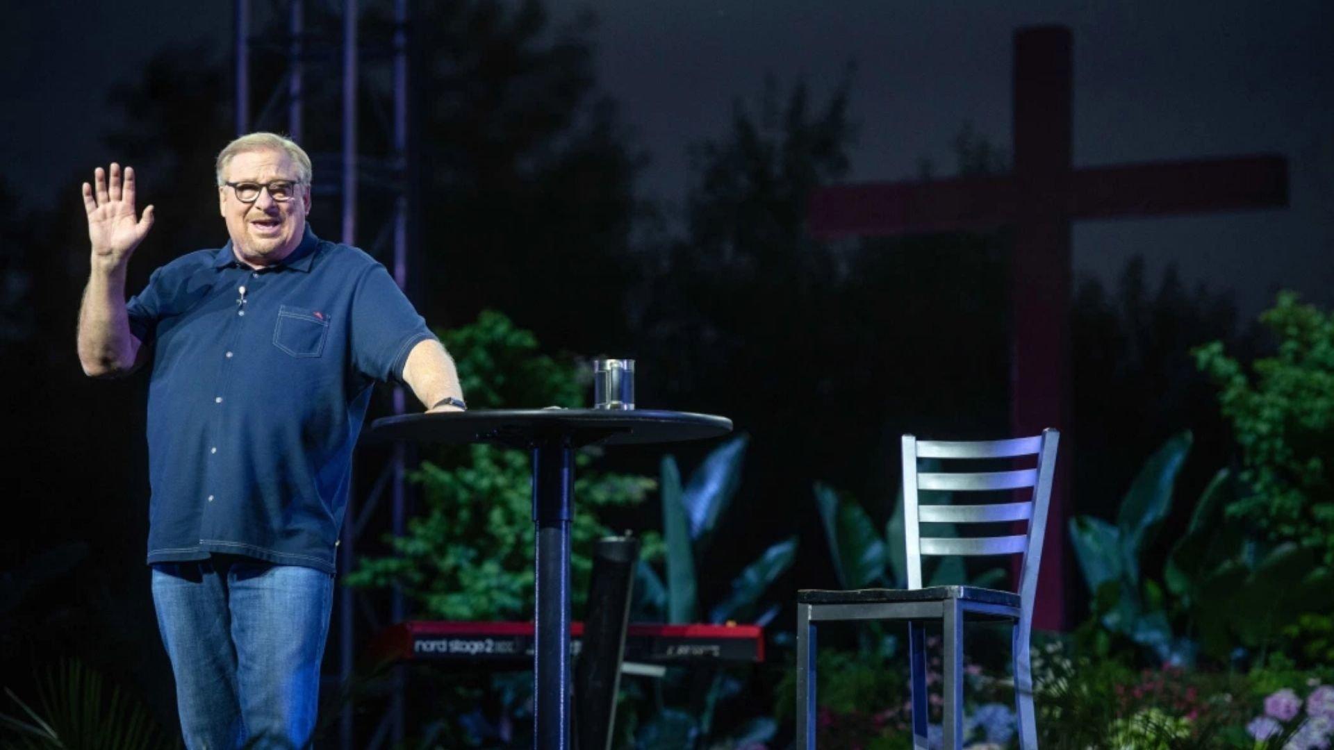"Rick Warren vai deixar a liderança da igreja Saddleback após 42 anos: ""Tempo de Deus"""