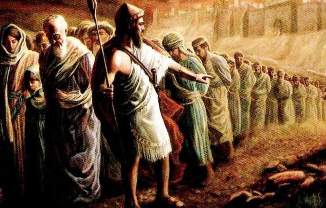 Podemos comparar o exílio e a vigilância dos tempos bíblicos com os dias de hoje?