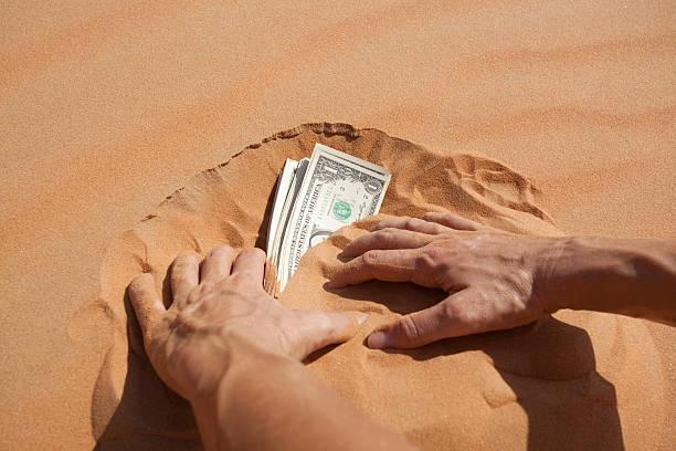 Confie em Deus no deserto financeiro