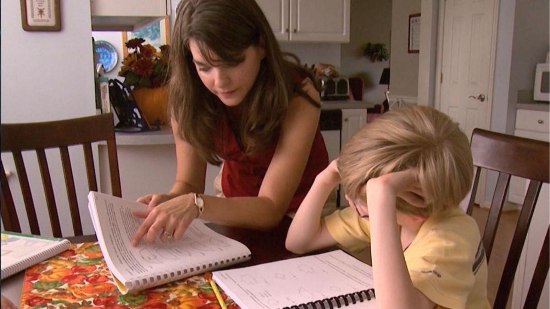 """Mais americanos decidem educar seus filhos em casa: """"Não estão felizes com as escolas"""""""