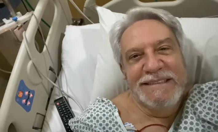 Juanribe Pagliarin é internado na UTI com embolia pulmonar e pede orações