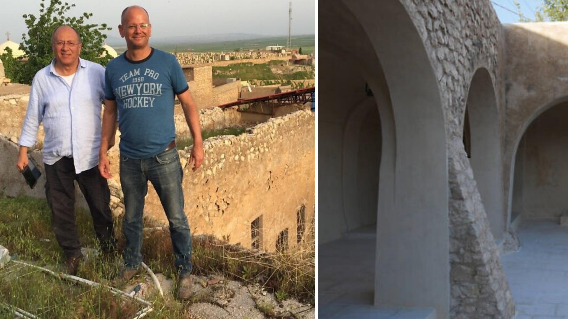 Missão faz viagem secreta para restaurar tumba do profeta Naum no Iraque