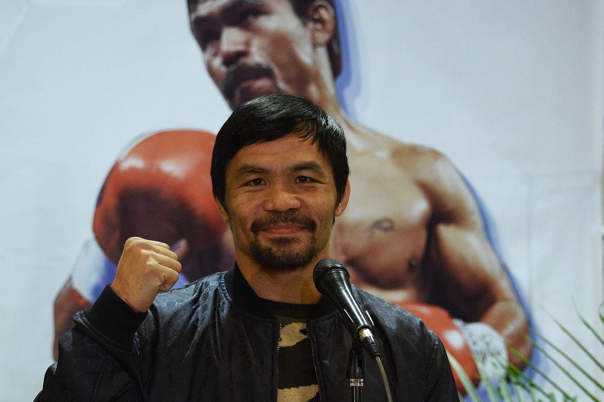 Boxeador cristão Manny Pacquiao vai concorrer à presidência das Filipinas em 2022