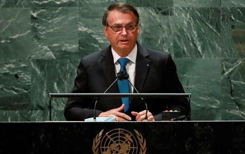 Na ONU, Bolsonaro diz que Brasil tem presidente que acredita em Deus e na família