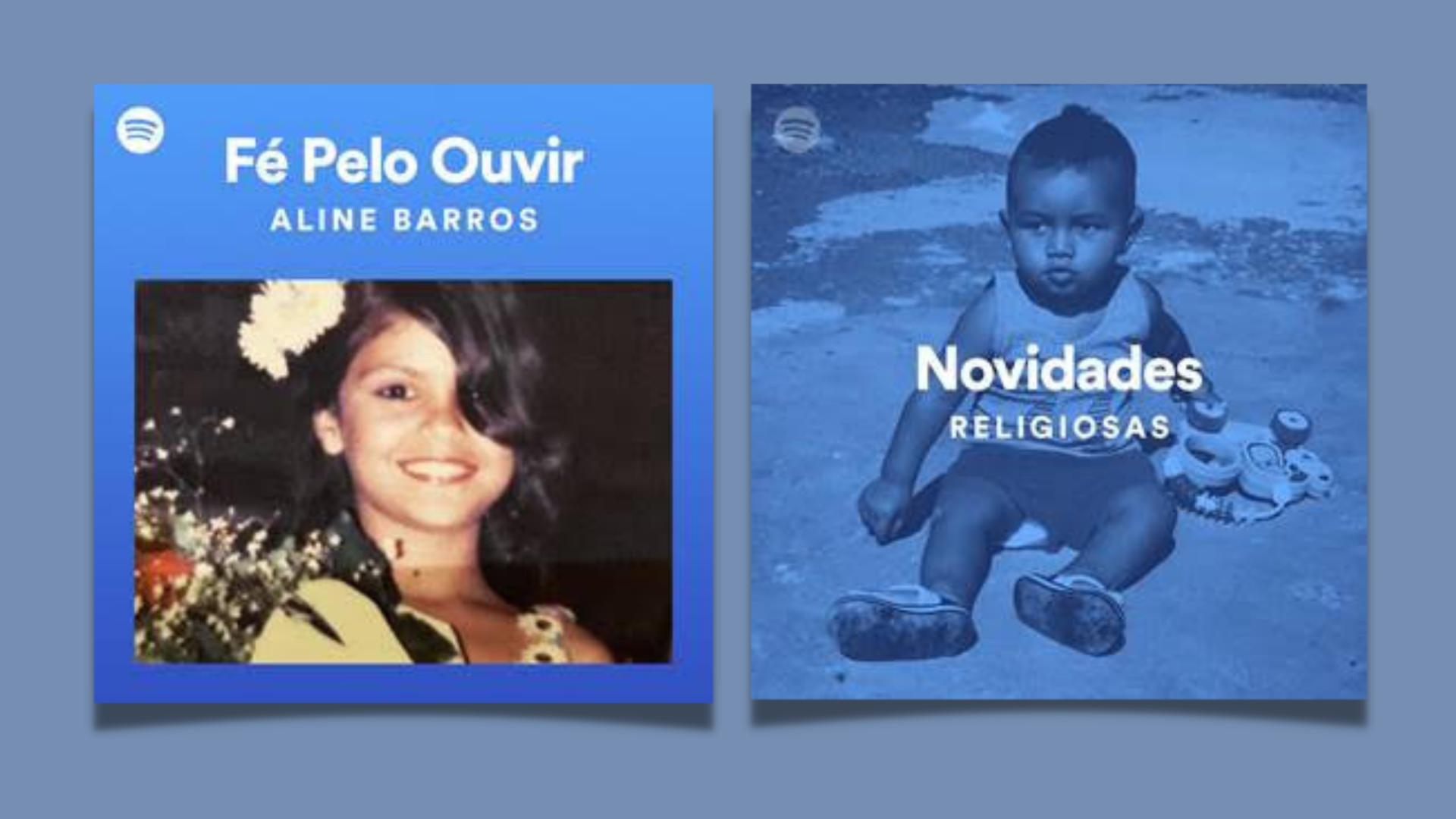 Spotify celebra o 'Dia das Crianças' com fotos de vários artistas quando eram pequenos