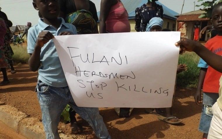 Mais de 4 mil cristãos foram assassinados só neste ano na Nigéria