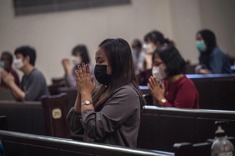 Cristianismo cresce quase 1% na Indonésia, país de maioria muçulmana