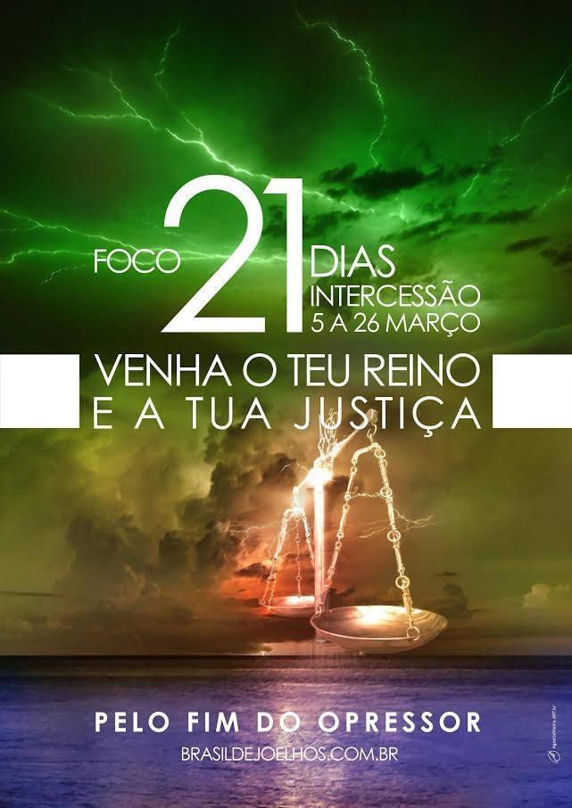 Brasil de Joelhos_campanha