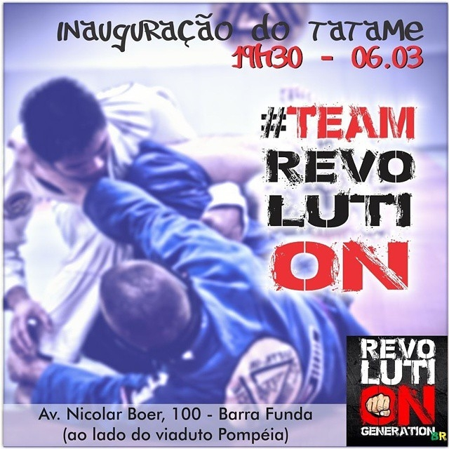 Evento_Revolution Generation
