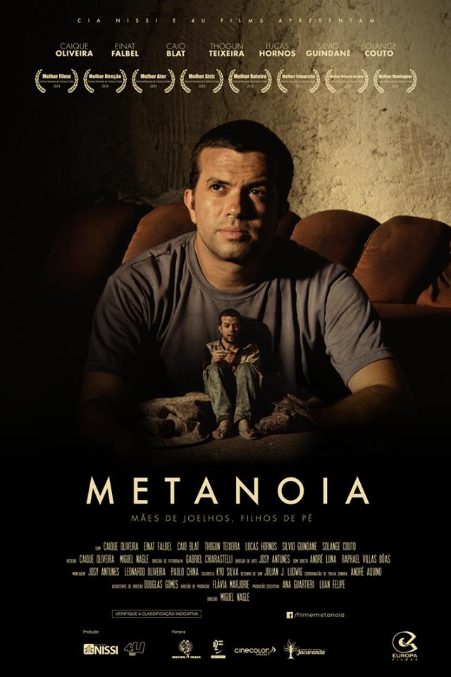 Filme Metanoia estreia dia 14 de maio