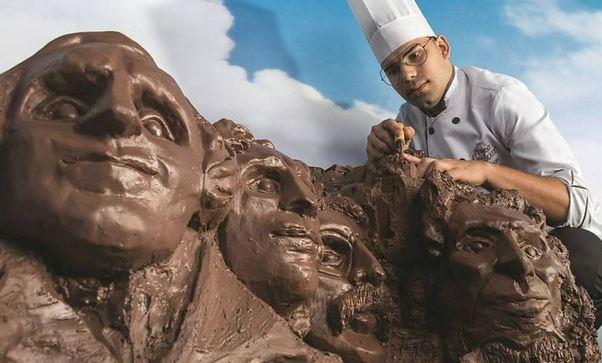 parque de chocolate