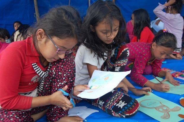 Visão Mundial no Nepal