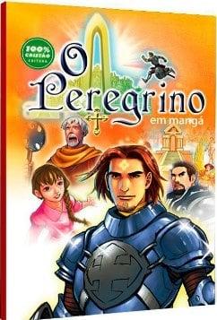 O Peregrino em mangá