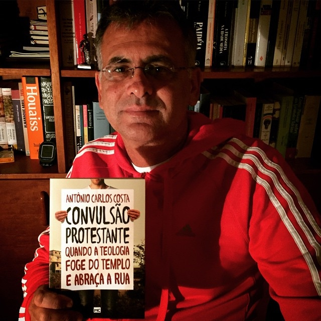 Antônio Carlos Costa _ livro Convulsão Protestante