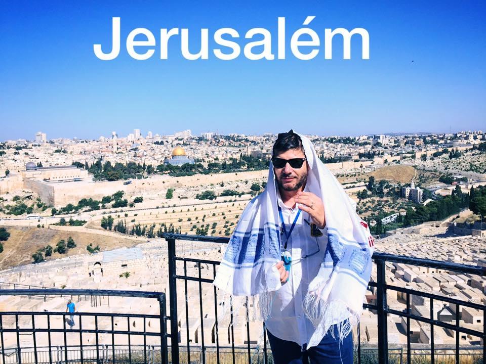 Diário de Viagem: Jerusalém