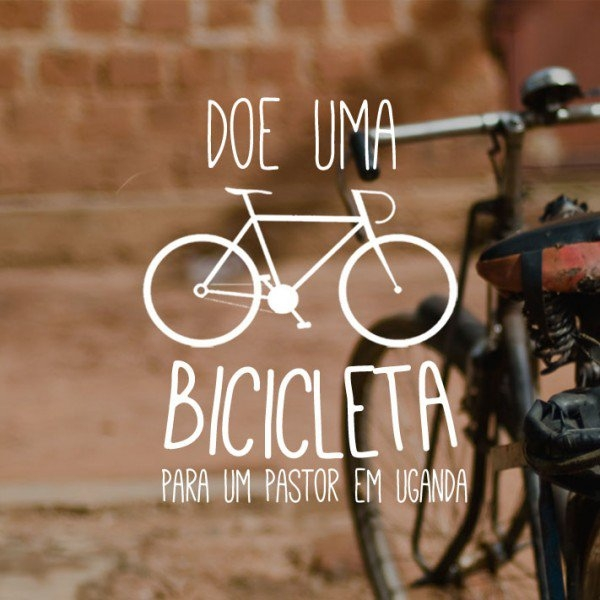 MAIS _ doação de bicicleta