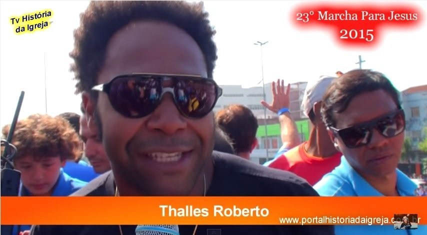 Magno Malta, Thalles Roberto e Valdemiro Santiago; veja mais depoimentos sobre a Marcha para Jesus (SP)