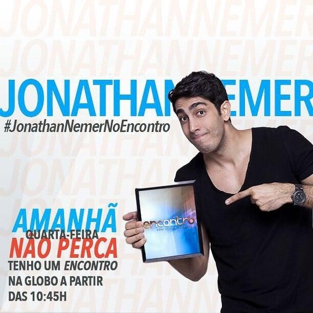 Jonathan Nemer no Encontro