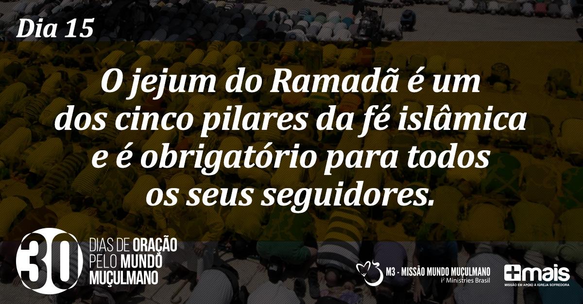 MAIS _ oração por muçulmanos