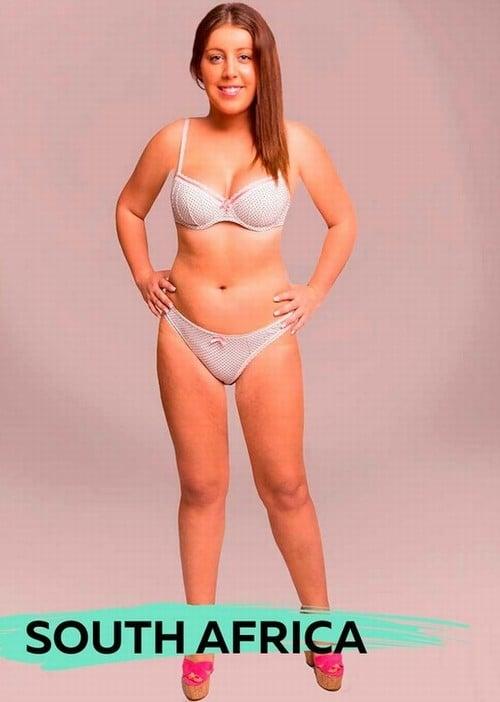 corpo mulher africana