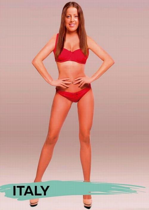 corpo mulher italiana