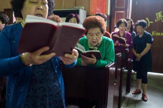 Cristãos chineses são proibidos de participar de eventos religiosos em outros países
