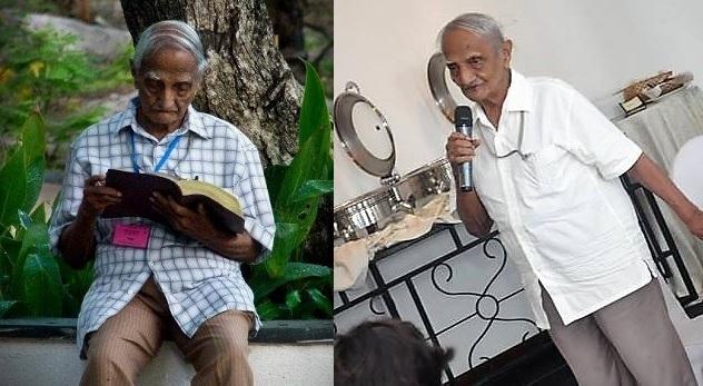 """Aos 98 anos, pastor lidera ministério de oração na Ásia: """"A Palavra de Deus nos fortalece"""""""