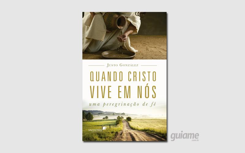 Justo González lança novo livro no Brasil: