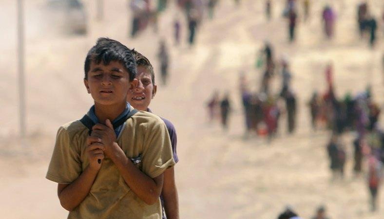 Adolescente compartilha a luta de ser cristão em área controlada pelo Estado Islâmico